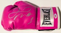 Floyd Mayweather Jr. Signed Everlast Boxing Glove (PSA COA) at PristineAuction.com