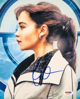 """Emilia Clarke Signed """"Solo"""" 8x10 Photo (PSA COA) at PristineAuction.com"""