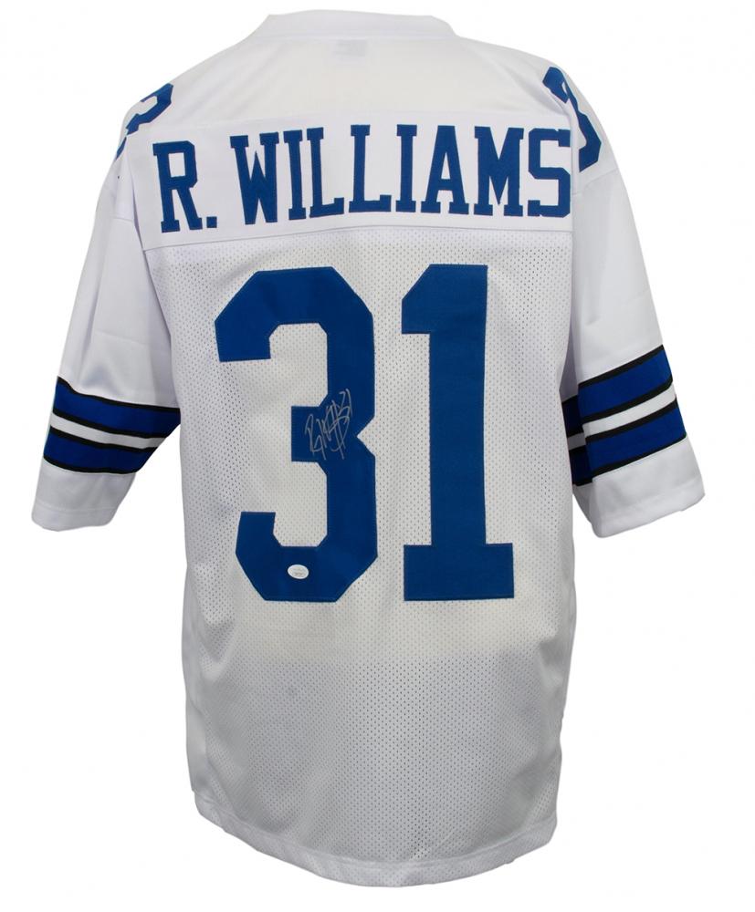 Roy Williams Signed Dallas Cowboys Jersey (JSA COA) | Pristine Auction