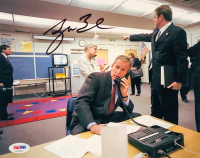 George W. Bush Signed 8x10 Photo (PSA LOA)