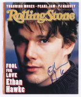 Ethan Hawke Signed 1995 Rolling Stone Magazine (JSA COA) at PristineAuction.com