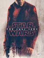 "Oscar Isaac Signed ""Star Wars"" 11x14 Photo (PSA COA) at PristineAuction.com"
