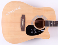 """Lindsey Buckingham Signed 41"""" Acoustic Guitar (Beckett COA) at PristineAuction.com"""