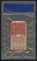 1910 Red Sun T211 #64 Brooks (PSA 5) at PristineAuction.com