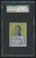 1910 Pirates Tip-Top D322 #12 Deacon Phillippe (SGC 4)