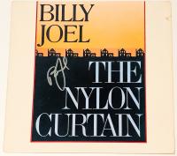 "Billy Joel Signed ""The Nylon Curtain"" Vinyl Album Cover (PSA COA) at PristineAuction.com"