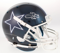 Emmitt Smith Signed Dallas Cowboys Full-Size Helmet (Beckett COA & Prova Hologram)