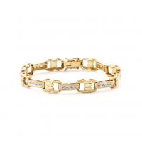 0.63 CT Diamond Designer Elegant Bracelet