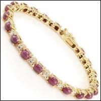 11.45 CT Pearl & Diamond Designer Bracelet