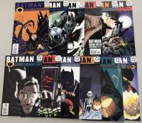 Lot of (23) 2000-2010 DC Batman Comic Books