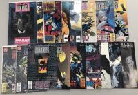 Lot of (35) 1989-2006 DC Batman Legends of the Dark Knight Comic Books