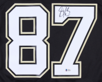 Sidney Crosby Signed Pittsburgh Penguins Captain Reebok Jersey (Beckett Hologram) at PristineAuction.com