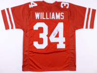 a597f4cde Ricky Williams Signed Texas Longhorns Jersey (JSA COA)
