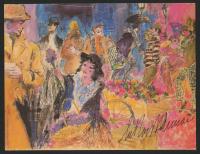 "LeRoy Neiman Signed ""My Fair Lady"" 5.5x7.25 Print (JSA COA)"