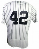 "Mariano Rivera Signed New York Yankees Jersey With Hall of Fame Patch Inscribed ""HOF 2019"" (Steiner COA) at PristineAuction.com"