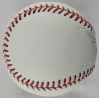 Mike Trout & Shohei Ohtani Signed OML Baseball (MLB Hologram & Fanatics Hologram) at PristineAuction.com