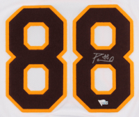 David Pastrnak Signed Bruins Authentic Jersey  (Fanatics Hologram) at PristineAuction.com
