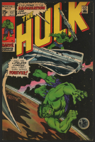 """Vintage 1971 """"The Incredible Hulk"""" Issue #137 Marvel Comic Book"""