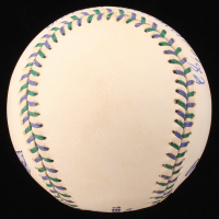 """Frank Robinson Signed Official 1998 All-Star Game Baseball Inscribed """"HOF 82"""" (PSA COA) at PristineAuction.com"""