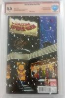 "Dan Slott Signed 2013 ""Amazing Spider-Man"" Issue #700B 50th Anniversary Variant Marvel Comic Book (CBCS Encapsulated - 8.5)"