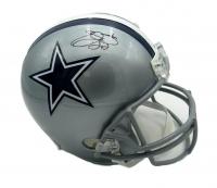 Emmitt Smith Signed Dallas Cowboys Full-Size Helmet (Prova COA)