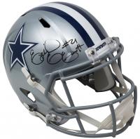 Ezekiel Elliott Signed Dallas Cowboys Full-Size Speed Helmet (Beckett COA)