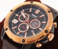Weil & Harburg Huxley Men's Chronograph Watch at PristineAuction.com
