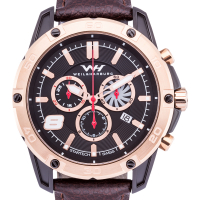 Weil & Harburg Huxley Men's Chronograph Watch at PristineAuction.com