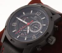 Buech & Boilat Baracchi Men's Chronograph Watch at PristineAuction.com