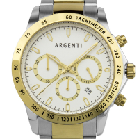 Argenti Carmichael Men's Chronograph Watch at PristineAuction.com