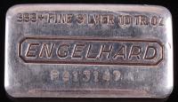 10 Troy Ounce .999 Fine Silver Bullion Bar