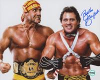 Brutus Beefcake Signed WWF 8x10 Photo (Fiterman Sports Hologram)