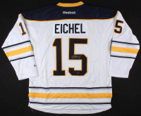 Jack Eichel Signed Buffalo Sabres Jersey (Eichel COA) at PristineAuction.com