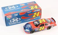 Jeff Gordon Signed NASCAR #24 DuPont / Performance Alliance 2005 Monte Carlo 1:24 Premium Die-cast Car (PSA COA)