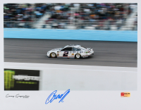 Brad Keselowski Signed Exclusive NASCAR 11x14 Photo (PA COA) at PristineAuction.com