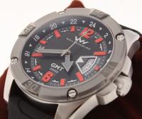 Weil & Harburg Leade 2 Men's Swiss GMT Watch