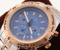 Tavan Between Wind & Water Men's Chronograph Watch