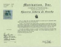 Atocha Shipwreck - 1622 Emerald .31ct (Mel Fisher COA) at PristineAuction.com