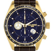 Paul Perret Esperto Men's Chronograph Watch at PristineAuction.com