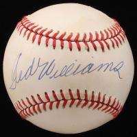 Ted Williams Signed OAL Baseball (PSA LOA) at PristineAuction.com