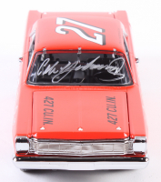 Cale Yarborough Signed NASCAR #27 1965 Ford Galaxie 1:24 Premium Diecast Car (PA COA) at PristineAuction.com