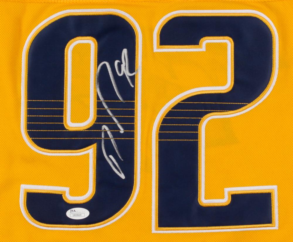 89f52d5b Ryan Johansen Signed Nashville Predators Jersey (JSA COA) at  PristineAuction.com