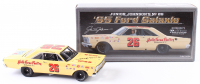 Junior Johnson Signed NASCAR #26 1965 Ford Galaxie 1:24 Premium Diecast Car (PA COA)