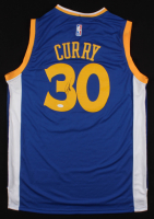 Stephen Curry Signed Golden State Warriors Adidas Jersey (JSA LOA)
