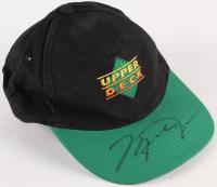 Michael Jordan Signed Upper Deck Snapback Hat (JSA LOA)