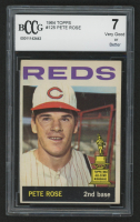 1964 Topps #125 Pete Rose (BCCG 7)