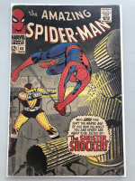 "1967 1st Series ""Amazing Spider-Man"" Issue #46 Marvel Comic Book"