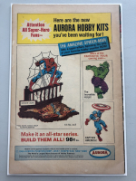 """1967 1st Series """"Amazing Spider-Man"""" Issue #46 Marvel Comic Book at PristineAuction.com"""