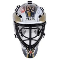 Marc-Andre Fleury Signed Golden Knights Mini Goalie Mask (Fanatics Hologram) at PristineAuction.com