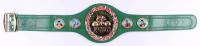 George Foreman Signed WBC Full-Size Heavyweight Championship Belt (JSA Hologram & Foreman Hologram)